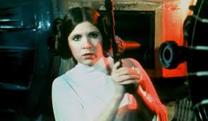 the go to princess leia costume is her