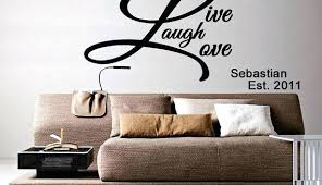 live laugh love metal wall art uk