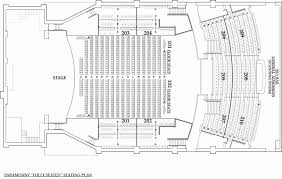 Southern Theater Seating Chart Seating Chart The Paramount Huntington Ny