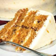 Simple Carrot Cake Recipe All Recipes Uk