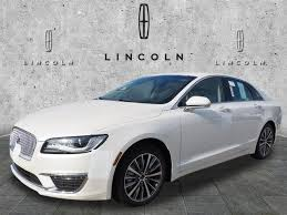2018 lincoln sedan. modren 2018 2018 lincoln mkz select white platinum salem oh on lincoln sedan
