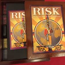 Risk Board Game Wooden Box Stunning Find More Risk Board Game In Vintage Wooden Box Collection Series