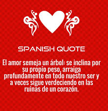 Quotes In Spanish About Love Amazing Spanish Love Quotes And Poems For Him Her Hug48Love