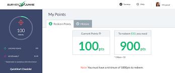 survey junkie review my points