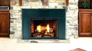 propane gas fireplace mell ventless tank inserts reviews blue rhino outdoor with resin mantel
