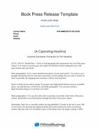 Templates For Press Releases 033 Free How To Write Press Release With Samples Of Success