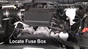 2011 dodge ram fuse box interior fuse box location 2011 2016 ram 1500 2011 ram 1500 slt locate interior fuse box