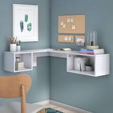white desks to brighten your workspace