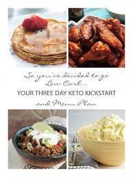 keto menu plan from i breathe i m hungry