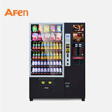 Vending Machine Coin Changer Classy China Drink Snack And Coffee Combination Vending Machine With Bill