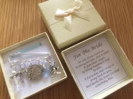 lucky sixpence wedding bride kilt pin horseshoe chimney sweep gift boxed