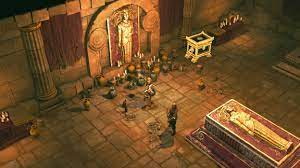 It was published by thq in 2006. Titan Quest Official Website