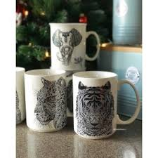 Купить <b>Кружка</b> Леопард от <b>Home &</b> Style арт. HS3-M350-0228-K в ...