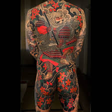 15 Of The Best Japanese Style Tattoo Artists