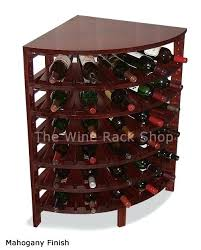 corner wine cabinet add a finish to our wood quarter round corner wine rack corner wine corner wine cabinet