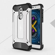 huawei x6. aliexpress.com : buy soft silicon +pc hard armor anti knock fitted back cover case for huawei gr5 2017 honor 6x x6 ( mate 9 lite ) from reliable