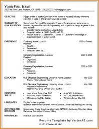 Surprising Word Resume Template Templates Lovely Microsoft Sample