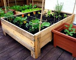 planter boxes made from wooden pallets planters and gardens rustic box garden