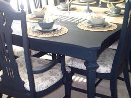 painting dining room furniture black home decor elegant best paint for dining room table