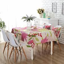table cloth art cotton linen small fresh round table tablecloth tea table cloth rectangular country table