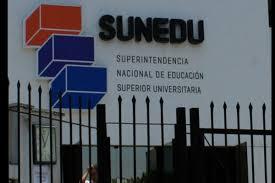 Resultado de imagen para SUNEDU