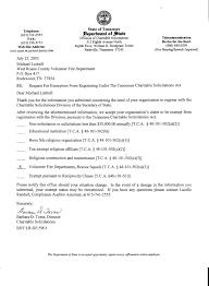 Archiveswest Roane County Volunteer Fire Departmentvolunteer Letter