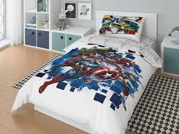 """Комплект <b>постельного белья</b> 1,5-спальный """"<b>Marvel</b>. <b>Avengers</b>"""", с ..."""