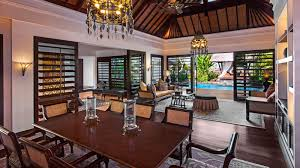 Balinese Kitchen Design Discover The Villas At The St Regis Bali Resort Bali
