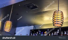 eclectic lighting. Eclectic Light Fixture: Fixture Above The Bar In A Gastropub Montgomery, Lighting