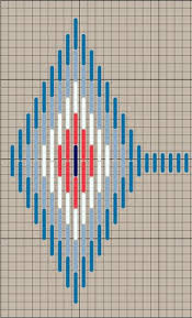 Beautiful Bargello 26 Charted Bargello And Needlepoint Designs