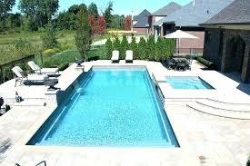 rectangle above ground pool sizes. Rectangular Pool Sizes Marvelous Rectangle Above Ground