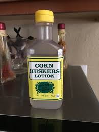 Corn huskers lotion anal
