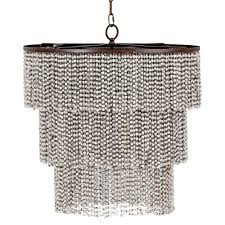 cool tierer camino odeon crystal fringe chrome finish light single candle gold three archived on lighting
