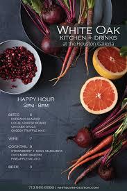 White Oak Kitchen Houston Happy Hour