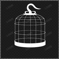 鳥籠中国の要素の伝統的なアイコンベクトルイメージグラフィックス Id