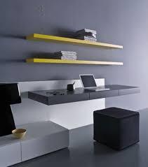 ... Modern Suspended Desk Design ...