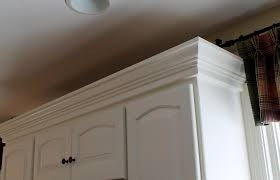 remodell your home decoration with unique beautifull crown molding for kitchen cabinets and become amazing with