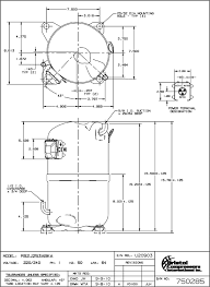compressor hermetic piston bristol r92j253abk area cooling solutions 3arr3 relay wire diagram at 3arr3 Relay Wiring Diagram