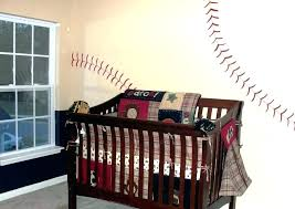 decorating ideas for baby room. Sports Themed Wall Decor Baby Room Baseball Nursery Decorating Ideas Boy Family For