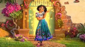 Encanto': Disney Animation Set in ...