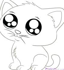 Coloring Pages Kittens Trustbanksurinamecom