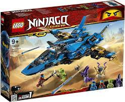 LEGO Ninjago 70668 Jay's Storm Fighter: Amazon.de: Toys & Games