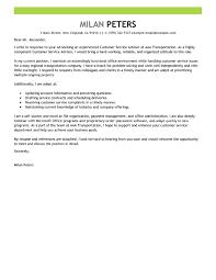 Cover Letter Tips for Customer Service Advisor
