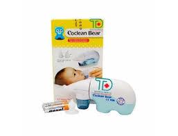 Спрей-<b>аспиратор</b> назальный детский <b>Coclean Bear</b> купить ...