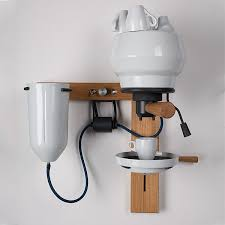 seppl a porcelain espresso machine by