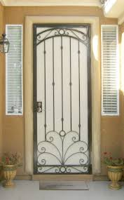 security storm doors with screens. Security Screen Doors Las Vegas | Iron Wrought . Storm With Screens U