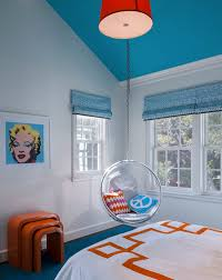 blue hanging chairs for bedrooms exellent chairs view in gallery kids room hanging chair and