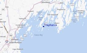 Trayhans Surf Forecast And Surf Reports Maine Usa