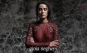 Gioia Seghers - <b>new autumn</b>/<b>winter 2015</b> collection ...