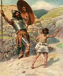 Image result for the valley of elah where david slew goliath
